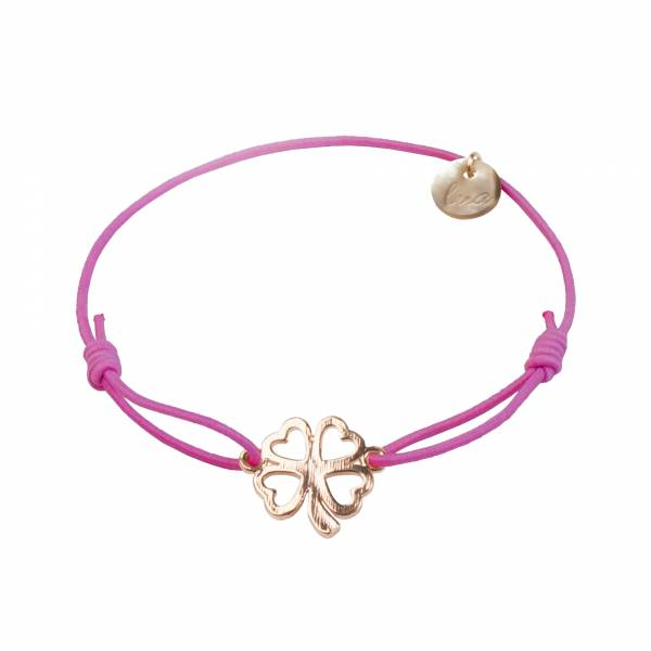 clover rose armband