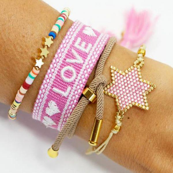 armband set rose