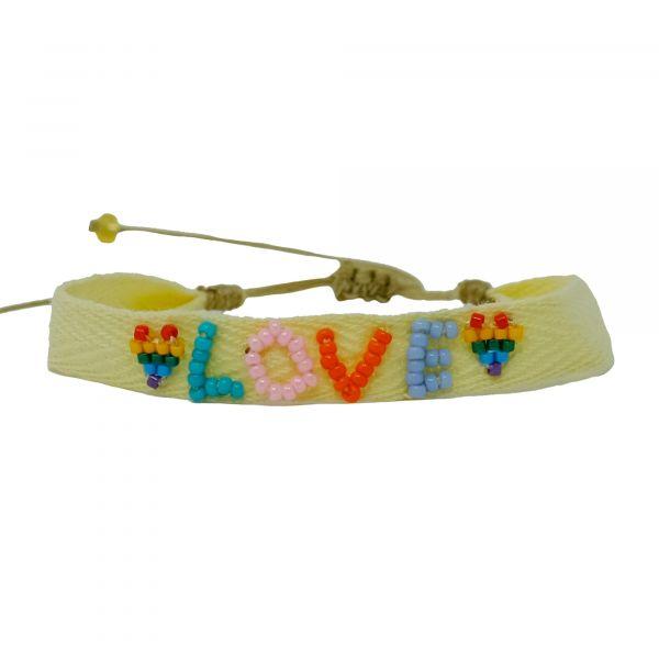 Kikki Love Armband