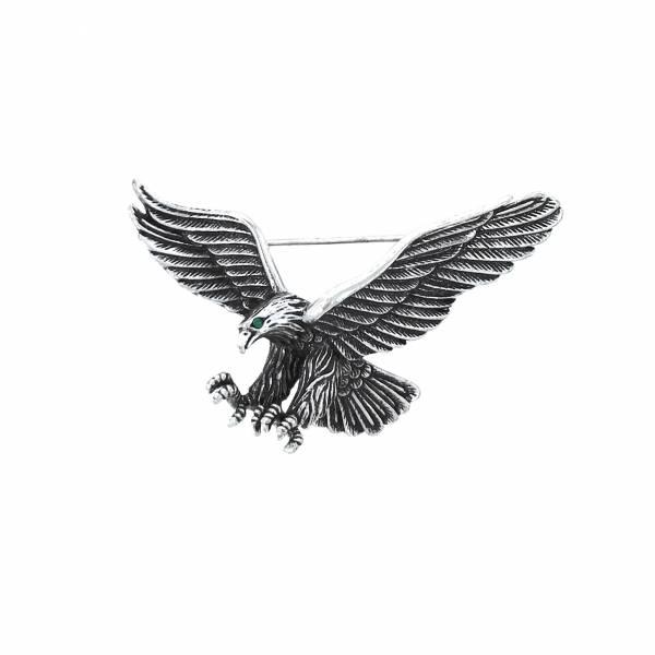eagle 1 Brosche