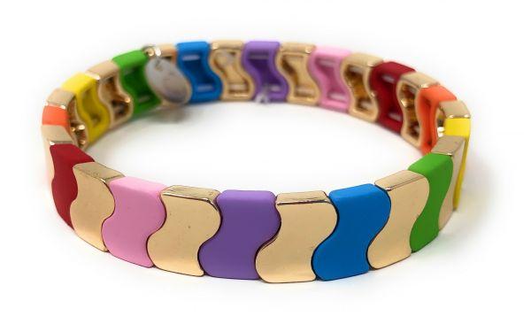 Wave Armband
