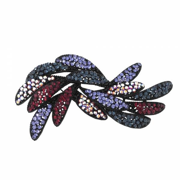 leaf 5 brosche