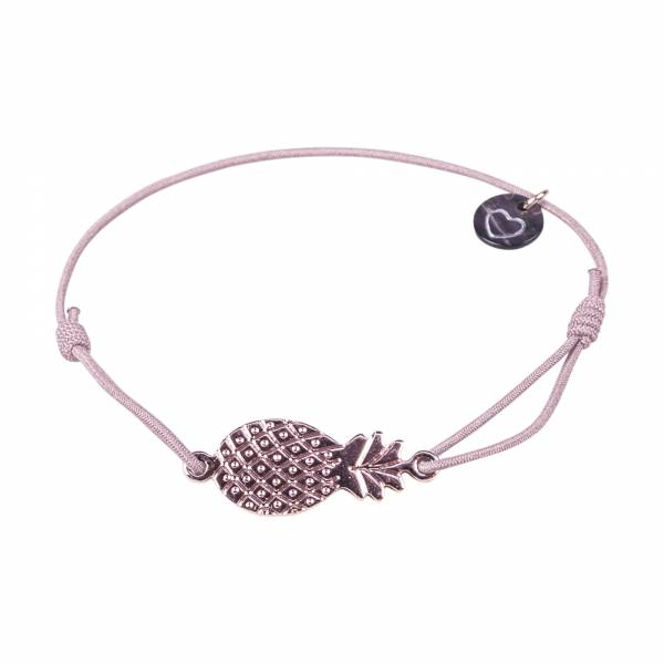 pineapple armband rose