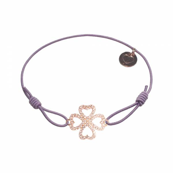 Lucky ms rose armband