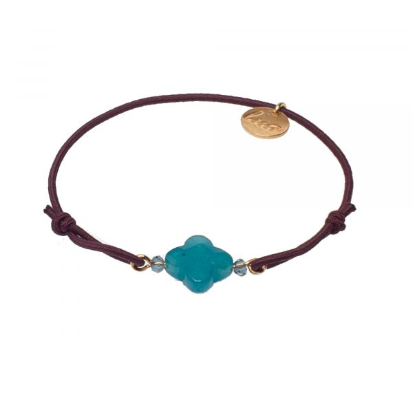 Forget me not armband