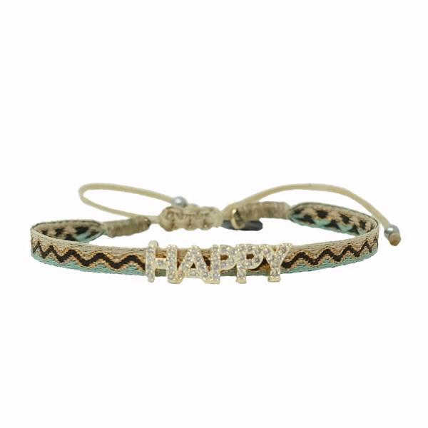 Happy Jade Armband