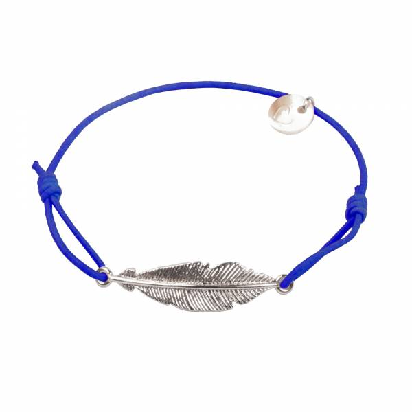 small feather armband