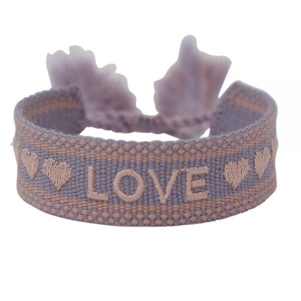love blue armband ttm
