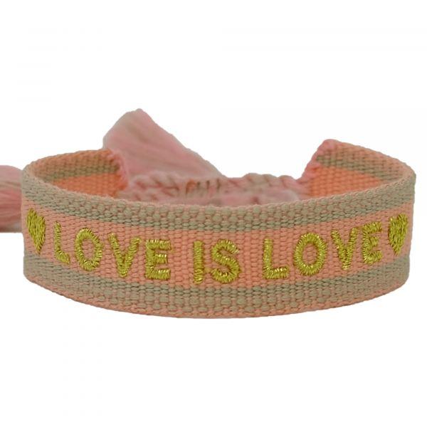 love is love armband ttm