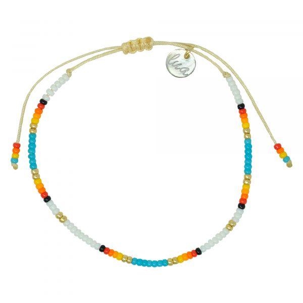 little rainbow armband
