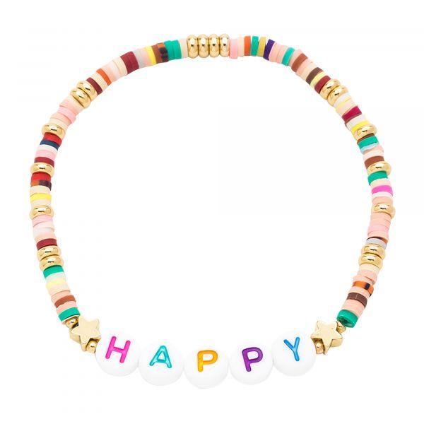Armband be happy