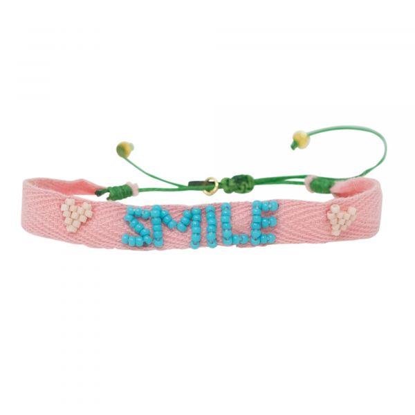 Kikki smile Armband