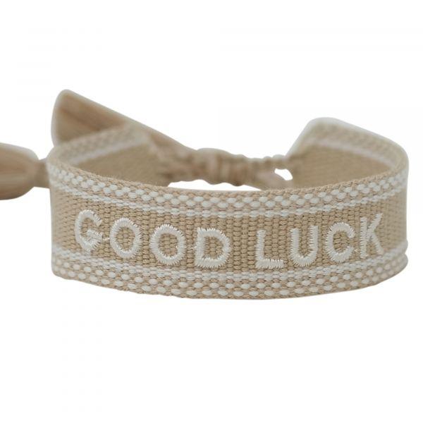good luck armband ttm