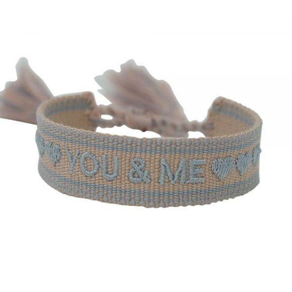 you&me armband ttm
