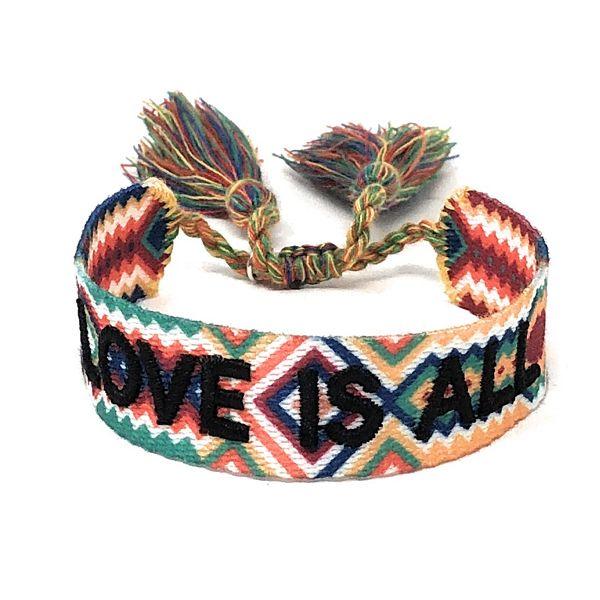 love is all armband ttm