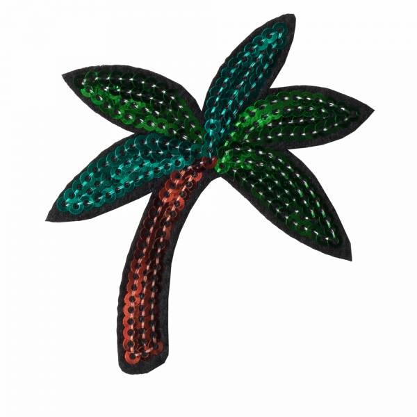 palme shiny sticker