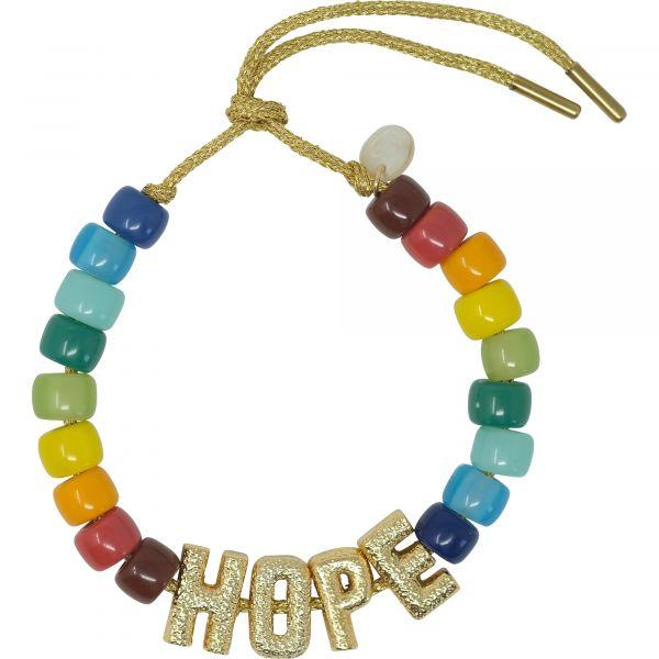 Trust Hope Armband