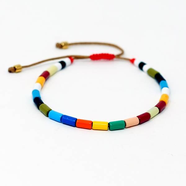 Rainbow Color Armband
