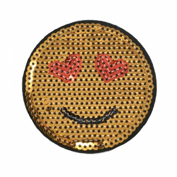 Loveface shiny sticker